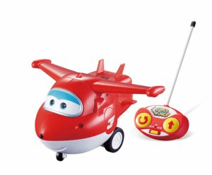 Super Wings RC Flugzeug Jett